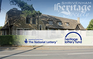 Heritage Lottery Fund gives support