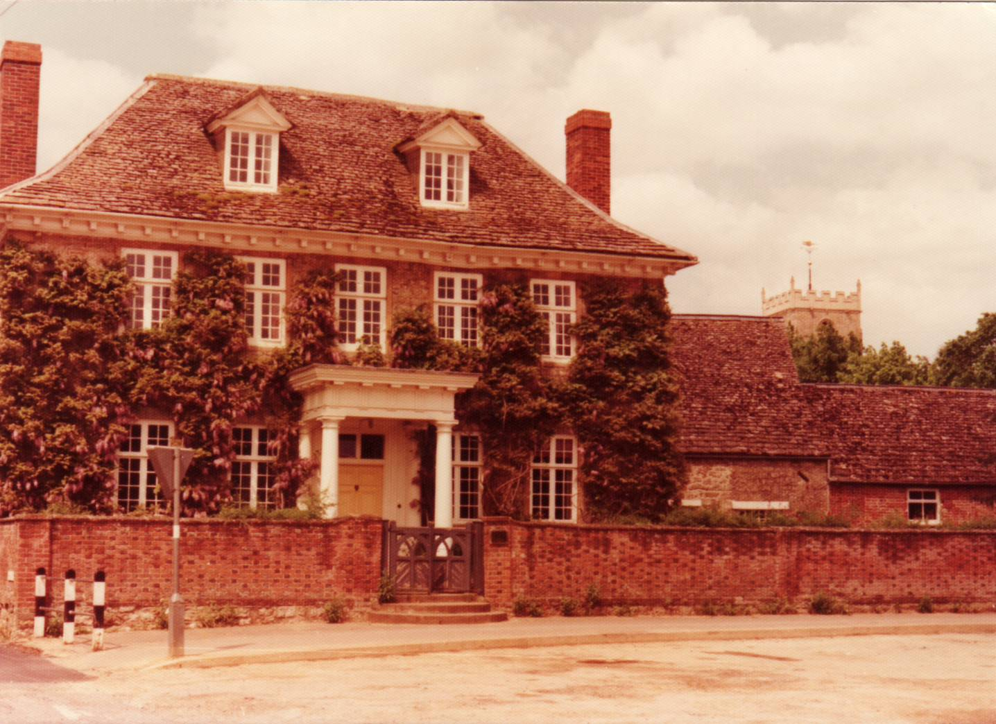 Elm Tree House, Shrivenham