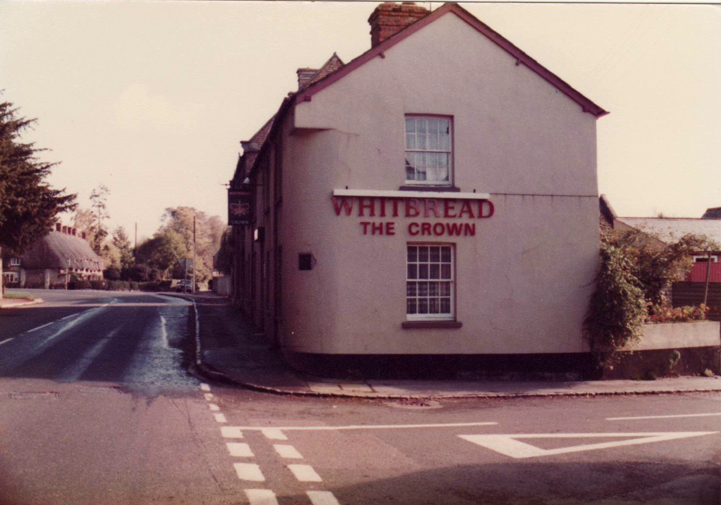 The Crown in the 1970s. Photo taken by the late Roy Selwood