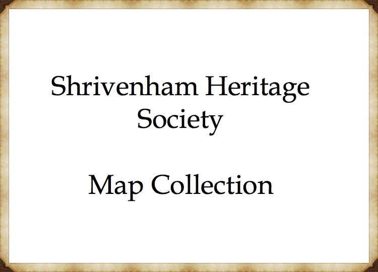 Part of the SHS Map Collection
