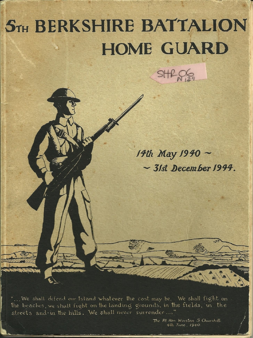 5th Berkshire Battalion Home Guard