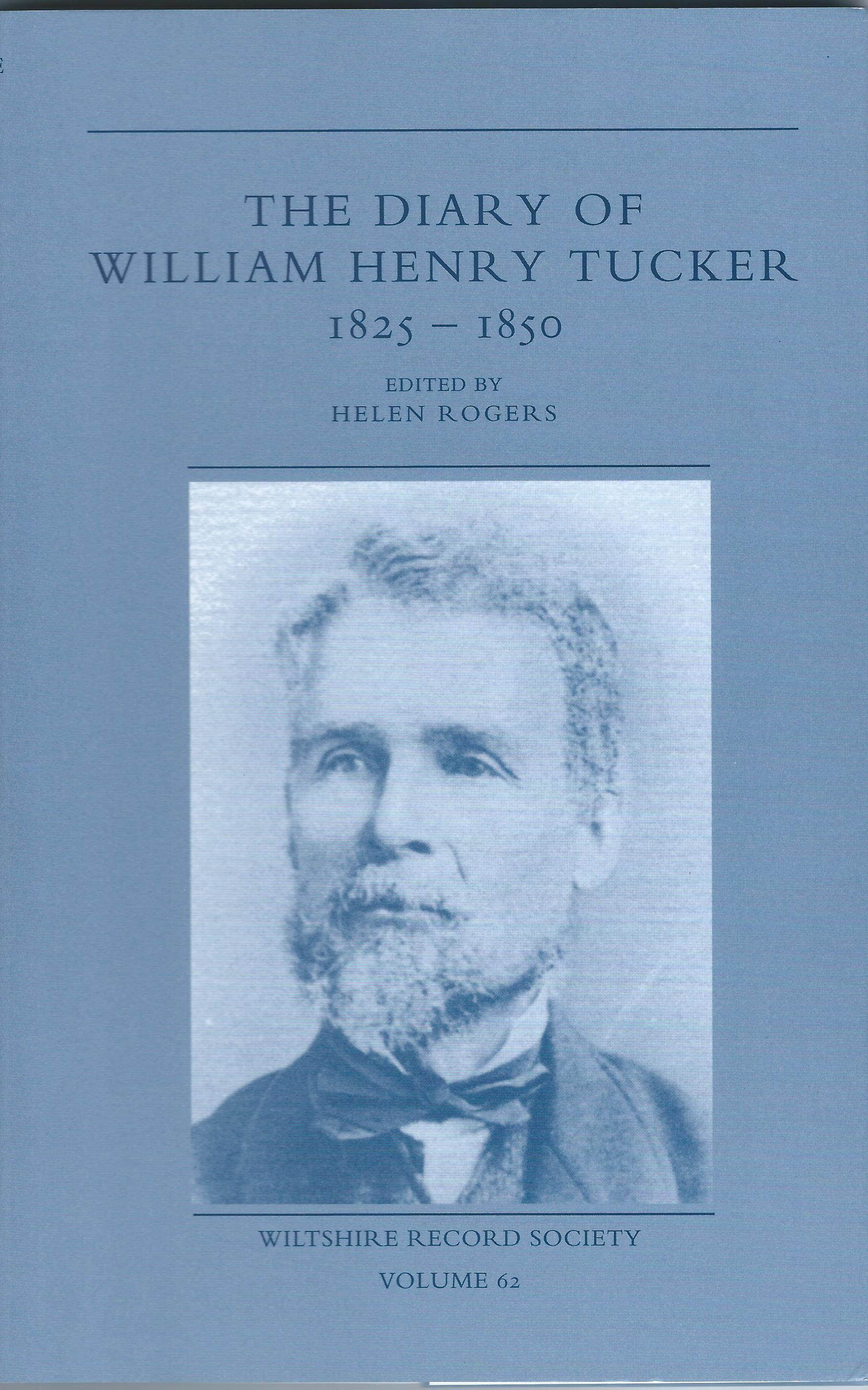 The Diary of William Henry Tucker