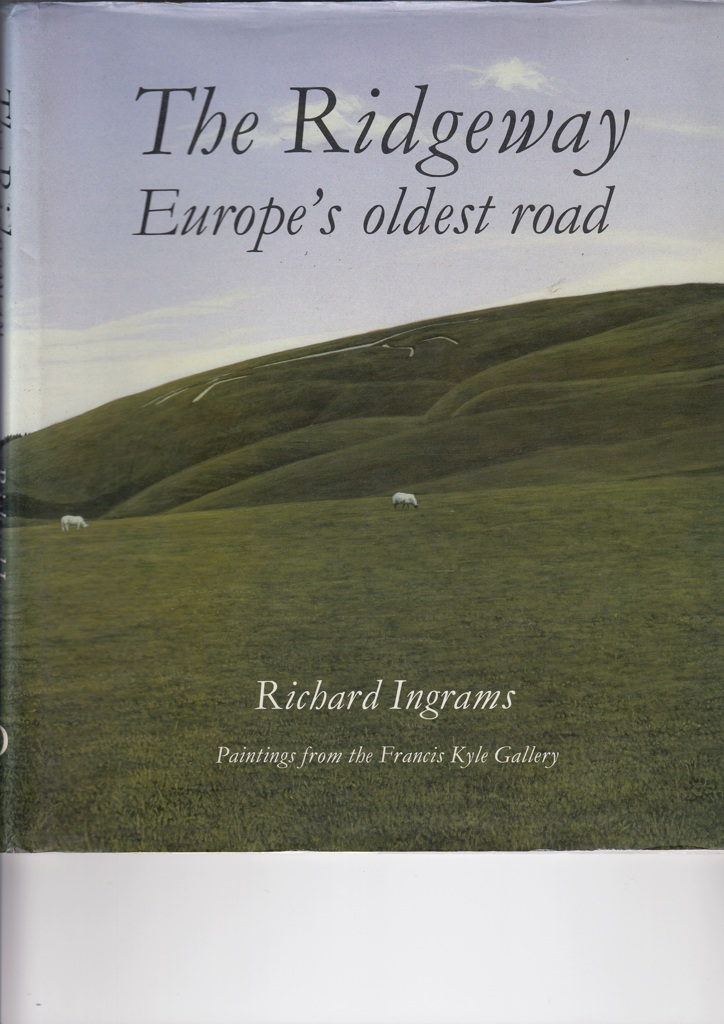 The front cover of the Ridgewat book