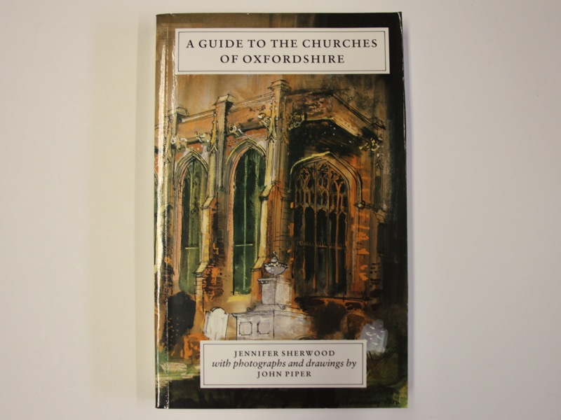 Guide to Churches of Oxfordshire book
