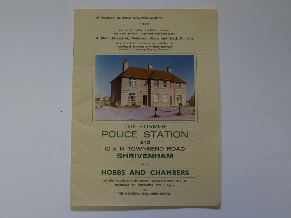 Sales details of Police Station 1975