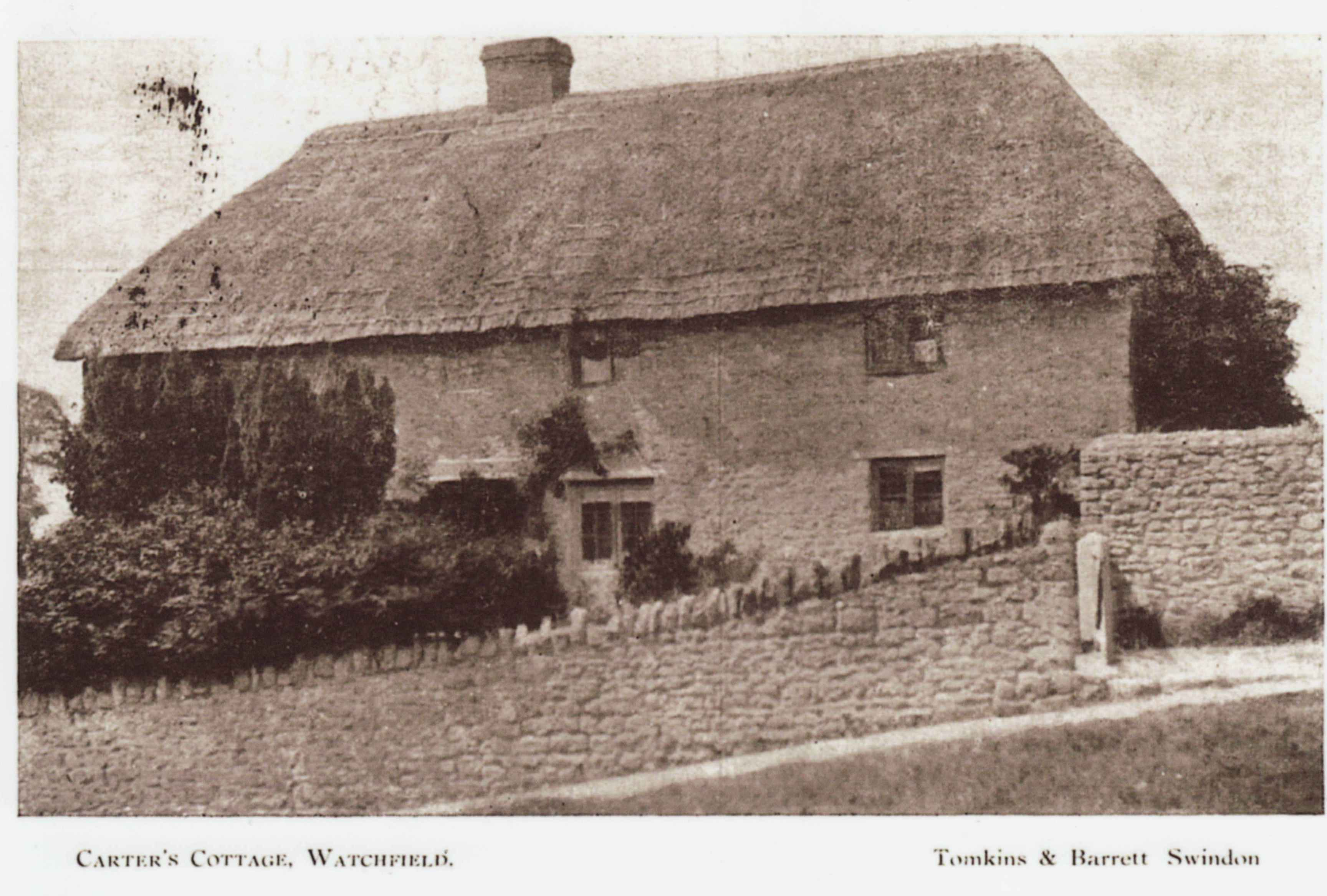 The cottage from c.1902