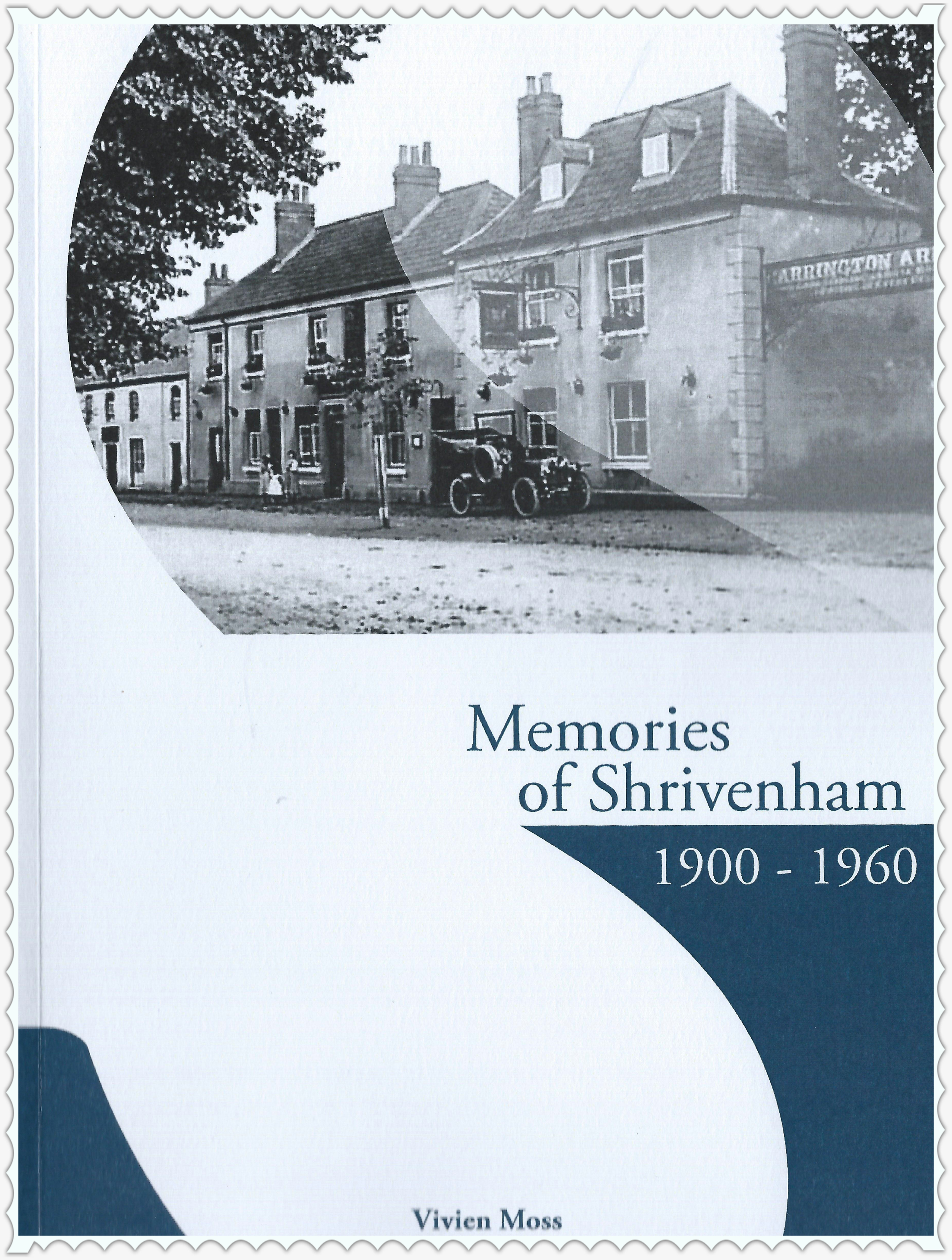 Memories of Shrivenham front cover