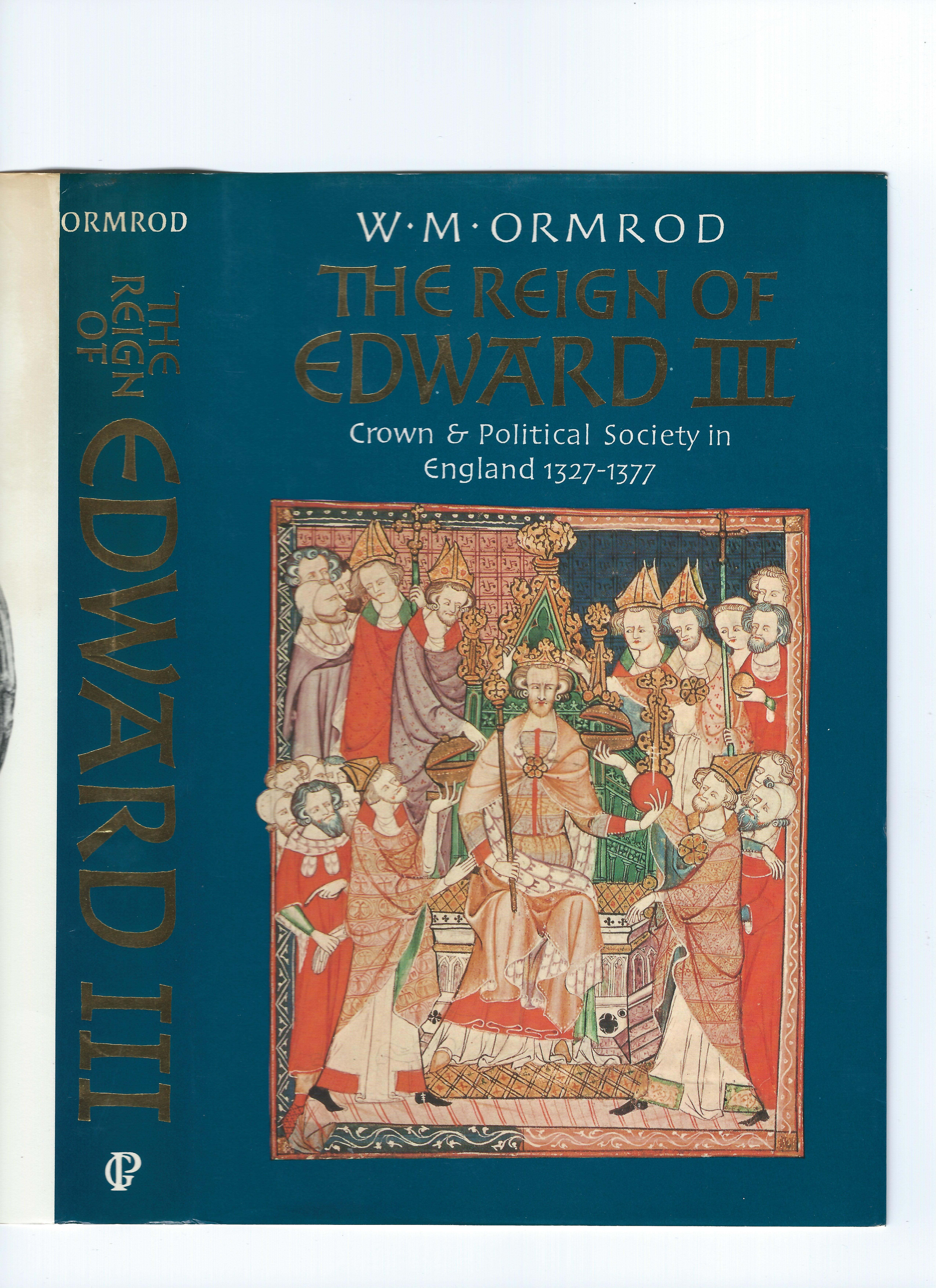 Book on the life and times of Edward III