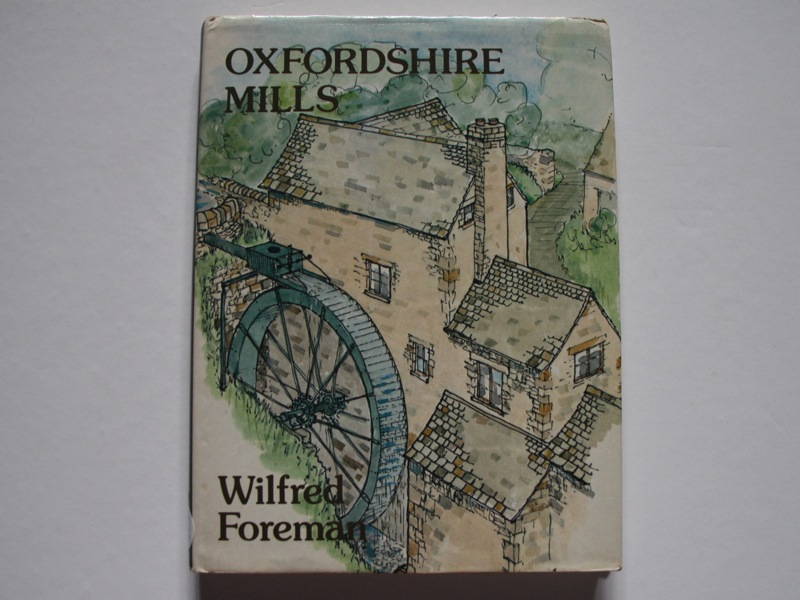 Oxfordshire Mills book