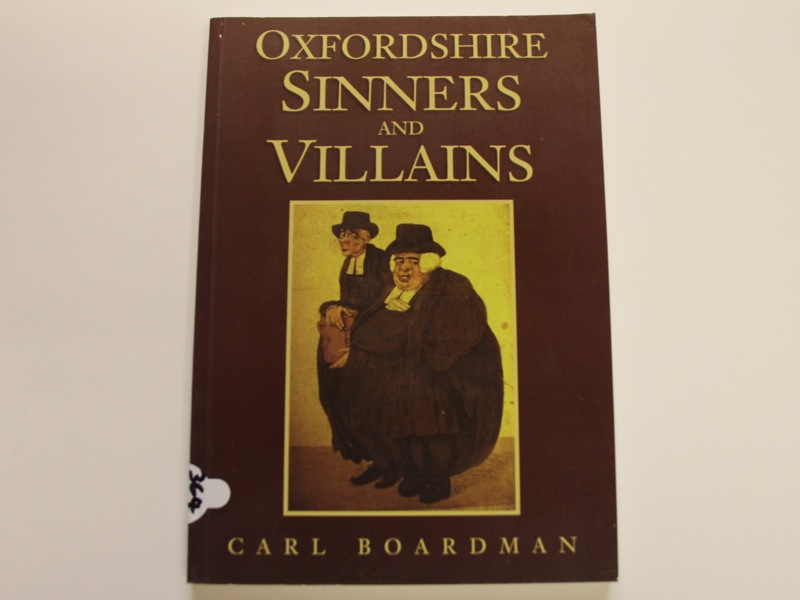 Oxfordshire Sinners and Villains