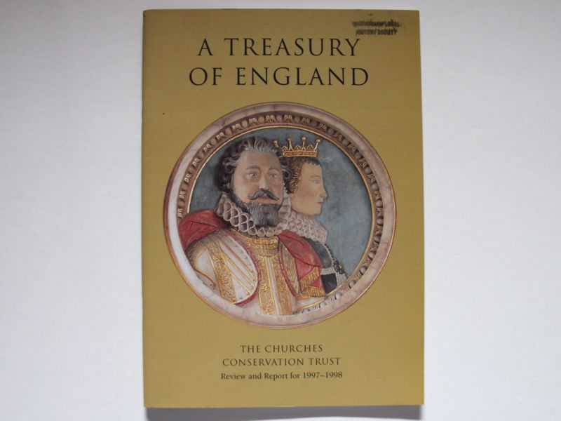 A Treasury of England