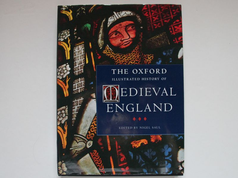 Medieval England, The Oxford Illustrated History book
