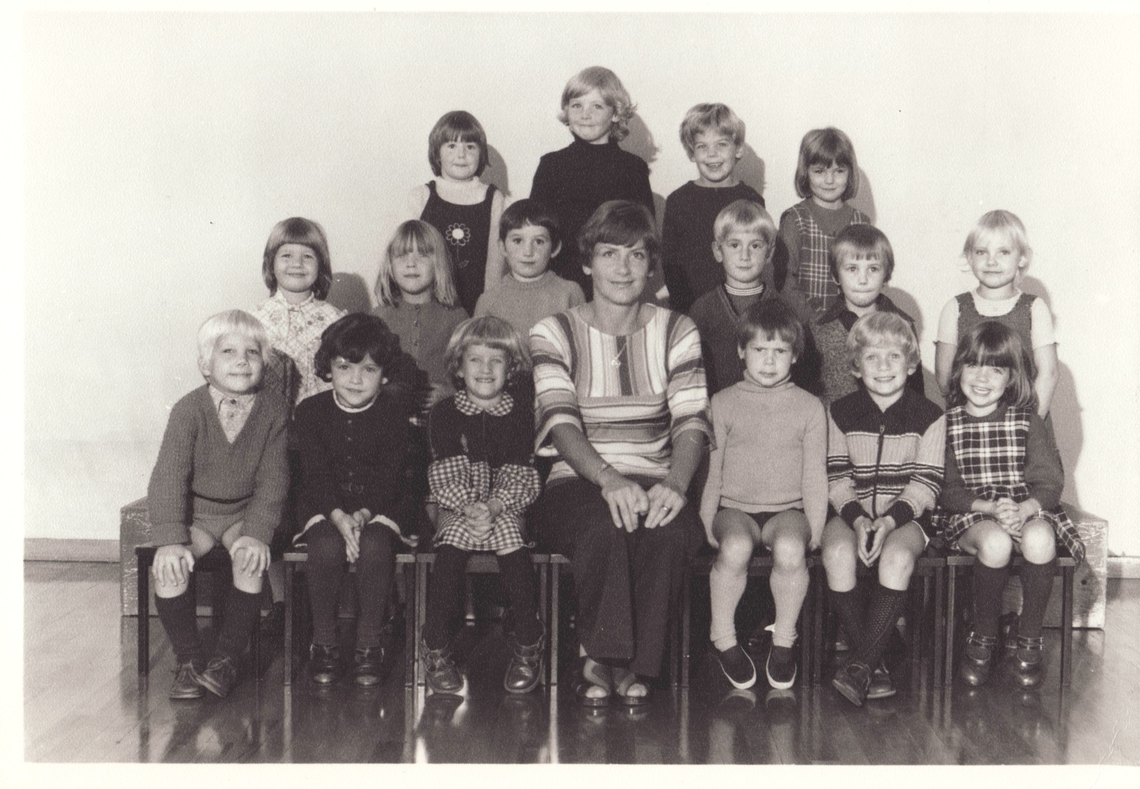 Class of October 1976