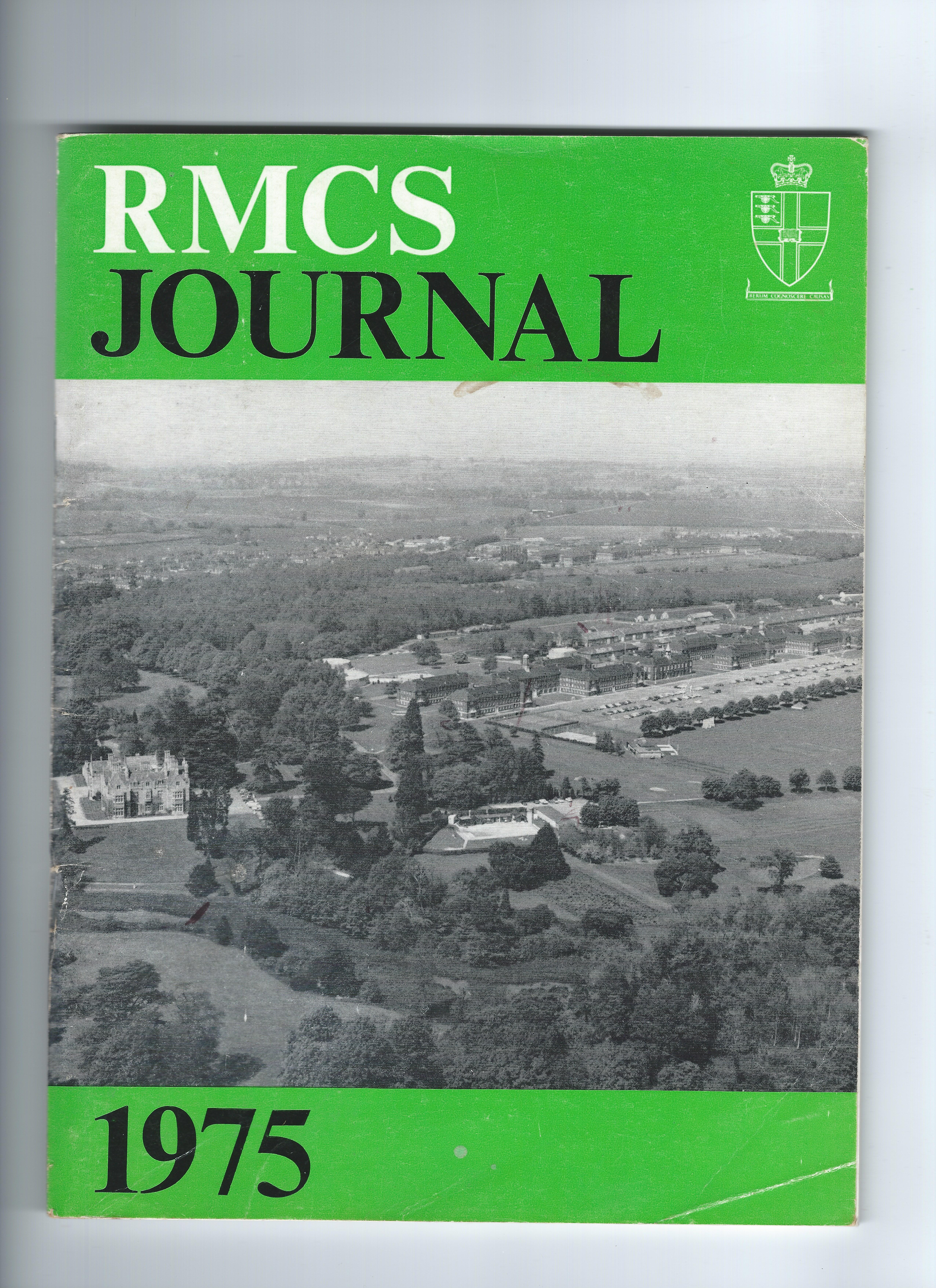 Cover of one of the Journals