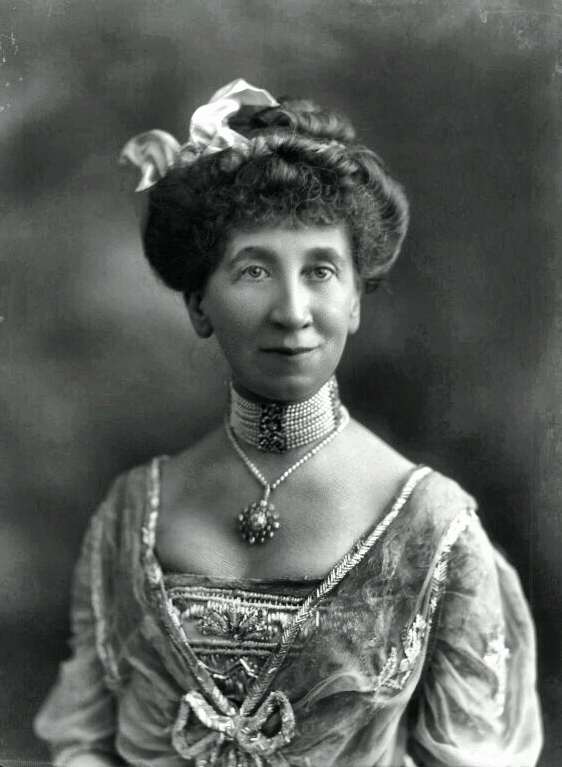 Viscountess Charlotte Barrington. Photo courtesy of the National Portrait Gallery. No: X33238