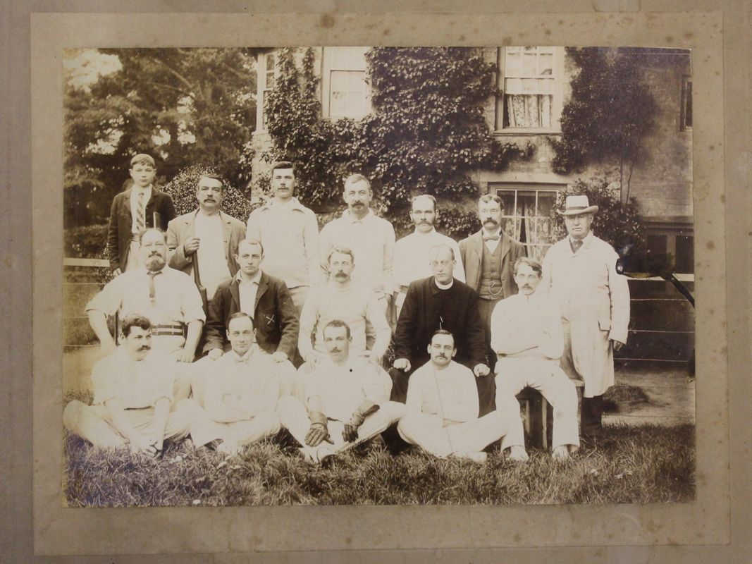 Shrivenham Cricket Team 1910