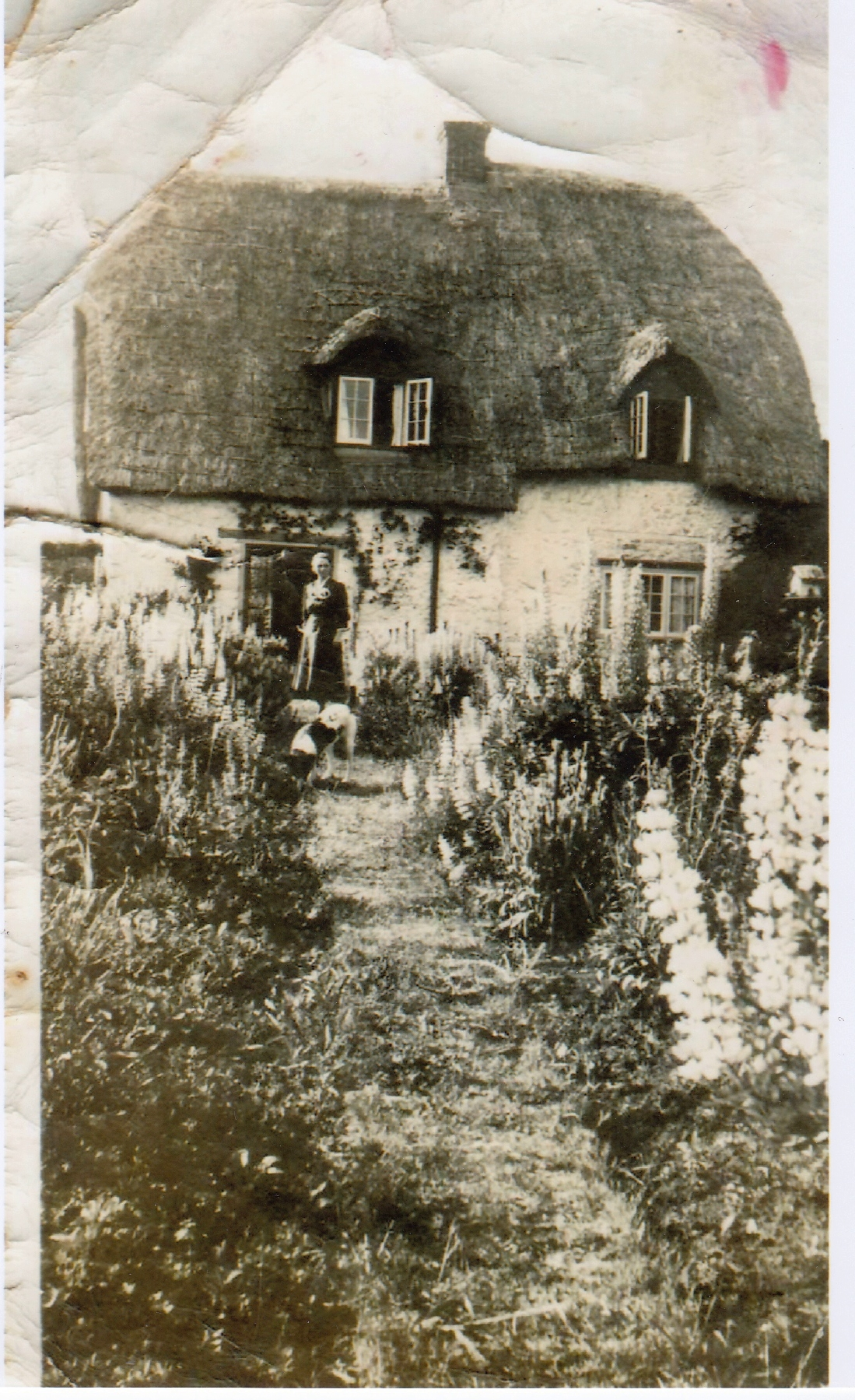 May Tree Cottage in 1938/9, the possession of the Kindertransport Girl
