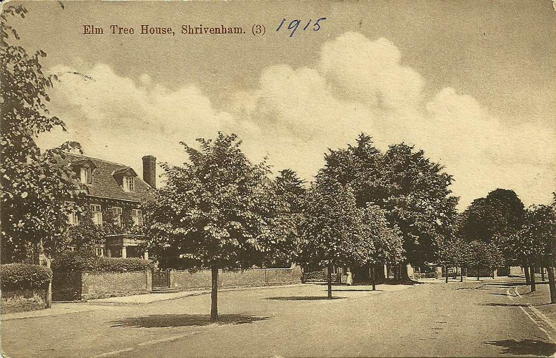 Elm Tree House 1915