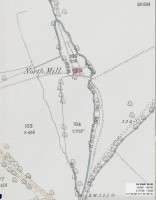 Location circa 1880. Map courtesy of National Library of Scotland geo-referenced maps