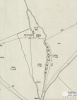 Location circa 1900. Map courtesy of National Library of Scotland