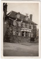 Elm Tree House dressed up for the Coronation of King George VI in 1937